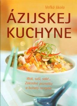 Veżká škola ázijskej kuchyne cena od 250 Kč