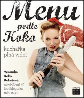 Veronika Kokešová: Menu podle Koko cena od 299 Kč