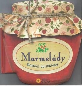 Kolektiv: Marmelády - domací delikatesy cena od 123 Kč