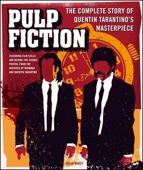 Jason Bailey: Pulp fiction cena od 543 Kč