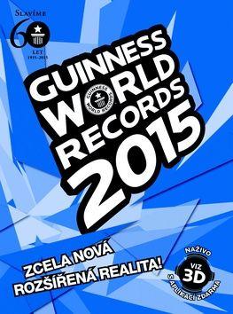 Guinness World Records 2015 cena od 299 Kč