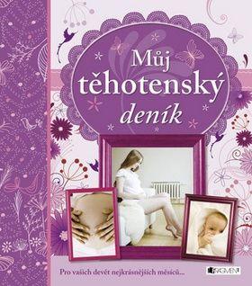 Můj těhotenský deník cena od 194 Kč