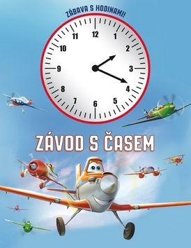 Walt Disney: Letadla - Závod s časem cena od 151 Kč