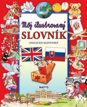Môj ilustrovaný slovník anglicko-slovenský cena od 200 Kč