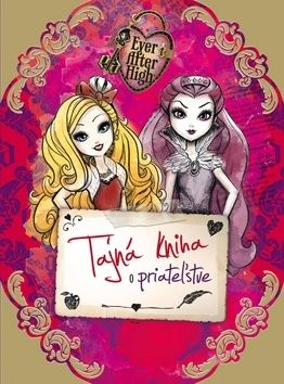 XXL obrazek Ever After High Tajná kniha o priateżstve