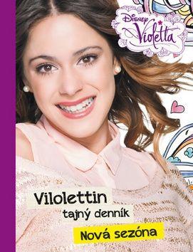 Walt Disney: Violetta - Violettin tajný denník - Nová sezóna cena od 325 Kč