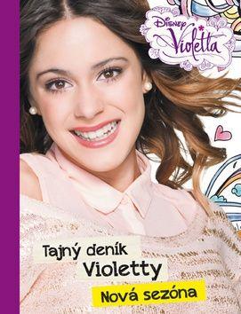 Flemrová Sára: Violetta - Tajný deník Violetty - Nová sezóna cena od 203 Kč