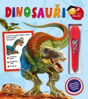 Dinosauři + elektronická tužka cena od 123 Kč