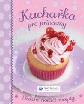 Kuchařka pro princezny cena od 155 Kč
