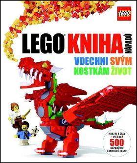 Daniel Lipkowitz: LEGO Kniha nápadů cena od 479 Kč