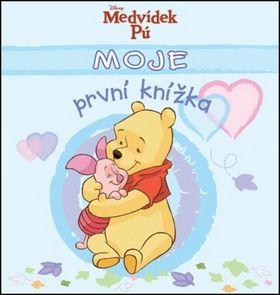 Walt Disney: Moje první knížka - Medvídek Pú (modrá) cena od 108 Kč