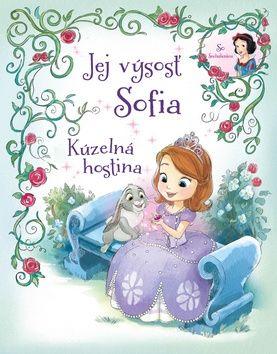 Cathy Hapka: Jej výsosť Sofia - Kúzelná hostina cena od 167 Kč
