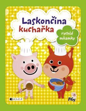 Vajda Jan: Laskončina kuchařka - rychlé mňamky cena od 138 Kč