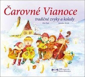 Petr Šulc: Čarovné Vianoce + CD cena od 209 Kč