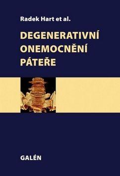 Radek Hart: Degenerativní onemocnění páteře cena od 854 Kč