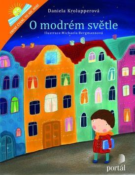 Daniela Krolupperová: O modrém světle cena od 158 Kč
