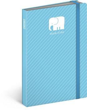 Slon, diář 2015, 10,5 x 15,8 cm cena od 105 Kč