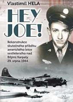 Vlastimil Hela: Hej Joe! cena od 184 Kč