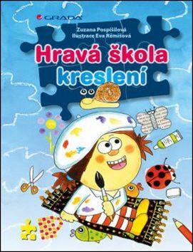 Zuzana Pospíšilová: Hravá škola kreslení cena od 83 Kč