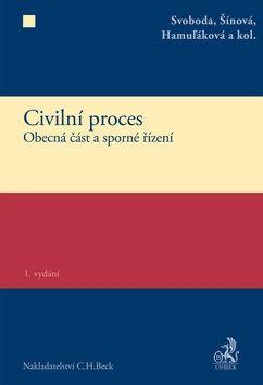 Civilní proces cena od 672 Kč