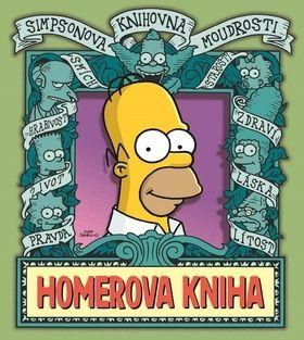 Matt Groening: Homerova kniha cena od 182 Kč