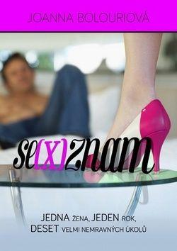 Joanna Bolouri: Sexznam cena od 203 Kč