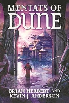 Kevin J. Anderson, Brian Herbert: Mentati Duny cena od 279 Kč
