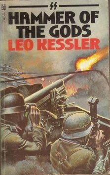 Leo Kessler: Kladivo bohů cena od 162 Kč