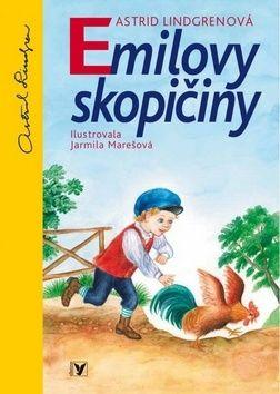 Astrid Lindgren, Jarmila Marešová: Emilovy skopičiny cena od 128 Kč