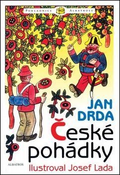 Jan Drda: České pohádky cena od 200 Kč