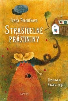Ivana Peroutková: Strašidelné prázdniny cena od 173 Kč