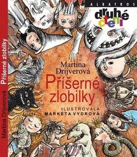 Martina Drijverová: Příšerné zlobilky cena od 125 Kč