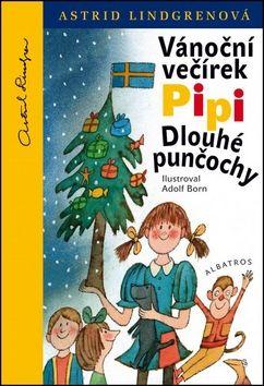 Astrid Lindgren: Vánoční večírek Pipi Dlouhé punčochy cena od 124 Kč