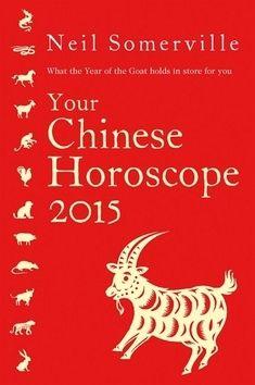 Neil Somerville: Čínský horoskop na rok 2015 cena od 168 Kč