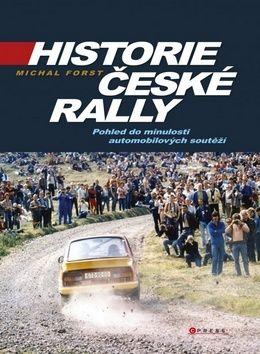 Michal Forst: Historie české rally cena od 271 Kč