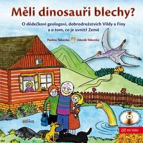 Pavlína Táborská, Zdeněk Táborský: Měli dinosauři blechy? cena od 218 Kč