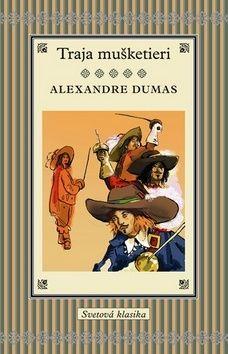 Alexandre Dumas: Traja mušketieri cena od 350 Kč