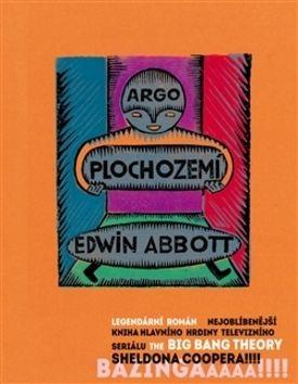 Chrudoš Valoušek, Edwin Abbott: Plochozemí cena od 173 Kč