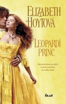 Elizabeth Hoytová: Leopardí princ cena od 200 Kč