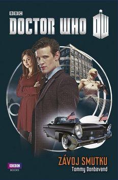 Tommy Donbavand: Doctor Who: Závoj smutku cena od 177 Kč