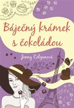 Jenny Colganová: Báječný krámek s čokoládou cena od 205 Kč