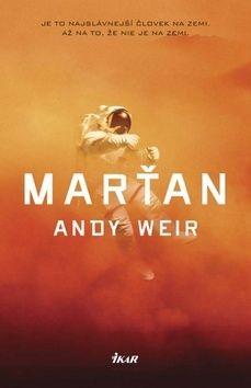 Andy Weir Marťan cena od 319 Kč