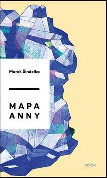 Marek Šindelka: Mapa Anny cena od 159 Kč