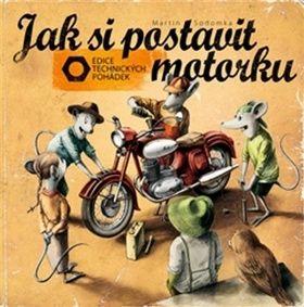Martin Sodomka: Jak si postavit motorku cena od 193 Kč