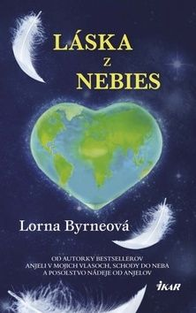Lorna Byrne: Láska z nebies cena od 200 Kč