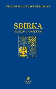 Sbírka nálezů a usnesení ÚS ČR, svazek 67 (vč. CD) cena od 336 Kč