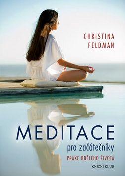 Christine Feldman: Meditace pro začátečníky cena od 159 Kč