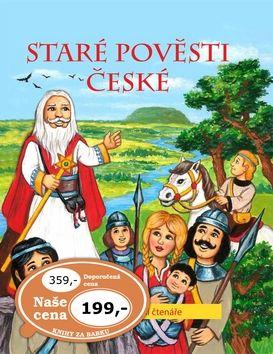 Staré pověsti české cena od 128 Kč