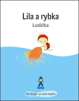 Isabelle Gibert: Lila a rybka cena od 122 Kč