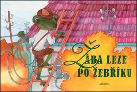 Darina Krygielová: Žába leze po žebříku cena od 0 Kč